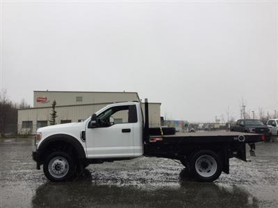 2020 Ford F-450 Regular Cab DRW 4x4, Monroe Platform Body #JF16584 - photo 7