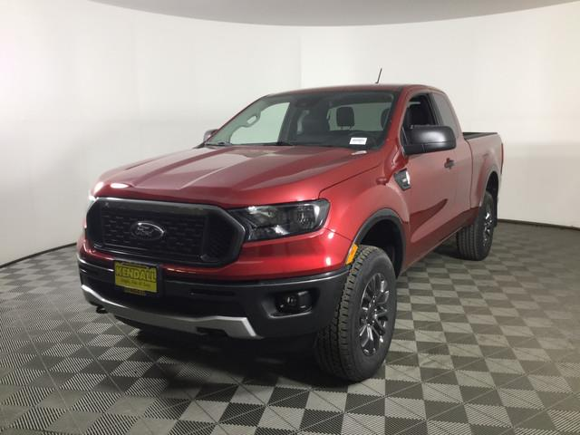 2020 Ford Ranger Super Cab 4x4, Pickup #JF16652 - photo 4