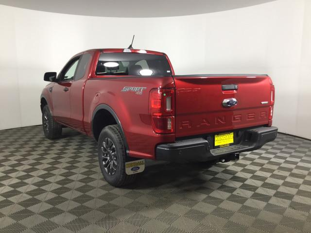 2020 Ford Ranger Super Cab 4x4, Pickup #JF16652 - photo 2