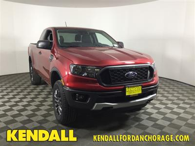 2020 Ford Ranger Super Cab 4x4, Pickup #JF16652 - photo 1