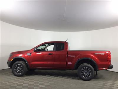 2020 Ford Ranger Super Cab 4x4, Pickup #JF16652 - photo 7