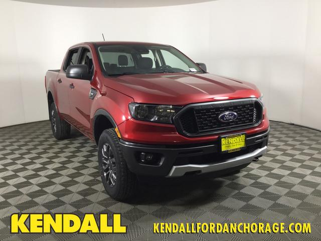 2020 Ford Ranger SuperCrew Cab 4x4, Pickup #JF16654 - photo 1