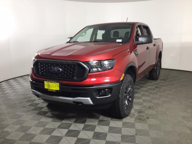 2020 Ford Ranger SuperCrew Cab 4x4, Pickup #JF16654 - photo 4