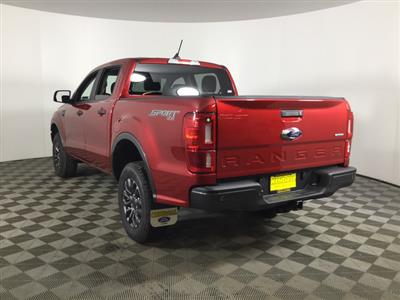 2020 Ford Ranger SuperCrew Cab 4x4, Pickup #JF16654 - photo 2