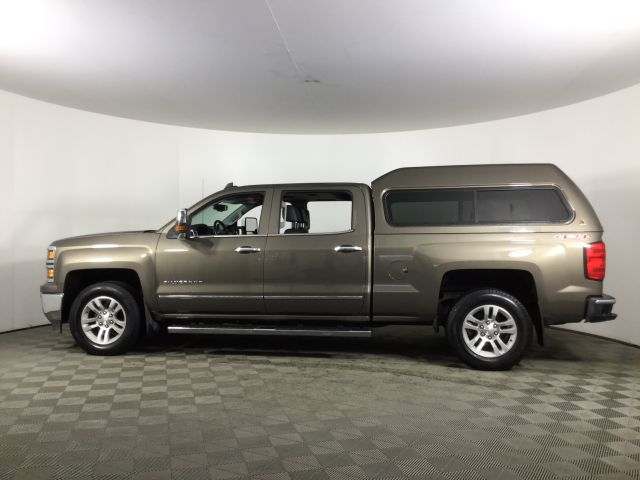 2015 Chevrolet Silverado 1500 Crew Cab 4x4, Pickup #JF16663A - photo 8