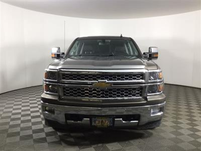 2015 Chevrolet Silverado 1500 Crew Cab 4x4, Pickup #JF16663A - photo 5