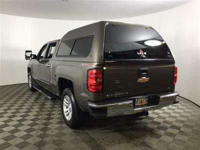 2015 Chevrolet Silverado 1500 Crew Cab 4x4, Pickup #JF16663A - photo 2