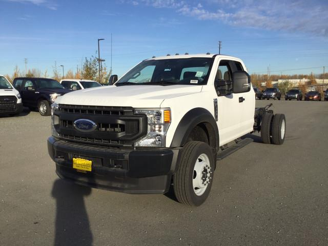 2020 Ford F-550 Super Cab DRW 4x4, Cab Chassis #JF16673 - photo 1
