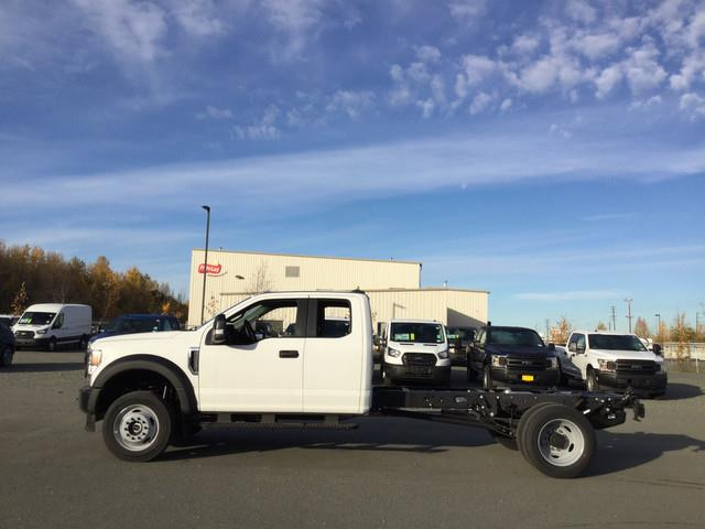 2020 Ford F-550 Super Cab DRW 4x4, Cab Chassis #JF16673 - photo 6