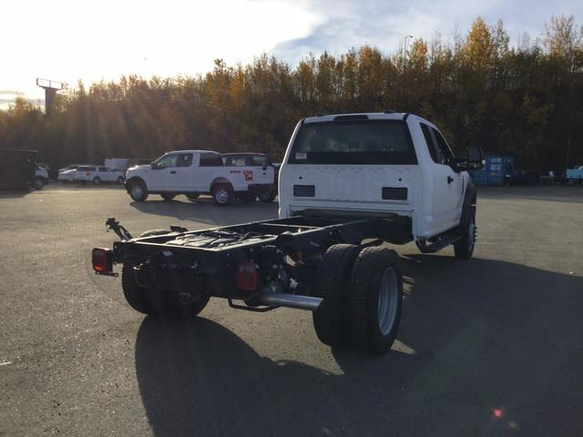 2020 Ford F-550 Super Cab DRW 4x4, Cab Chassis #JF16673 - photo 8