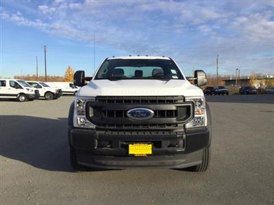 2020 Ford F-550 Super Cab DRW 4x4, Cab Chassis #JF16673 - photo 3