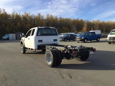 2020 Ford F-550 Super Cab DRW 4x4, Cab Chassis #JF16673 - photo 2