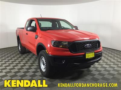 2020 Ford Ranger Super Cab 4x4, Pickup #JF16696 - photo 1