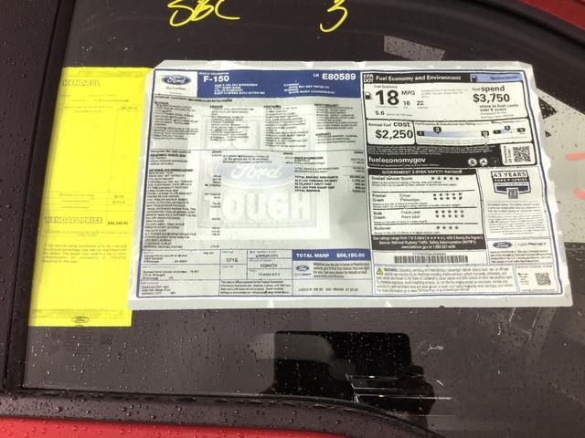 2020 Ford F-150 SuperCrew Cab 4x4, Pickup #JF16714 - photo 24