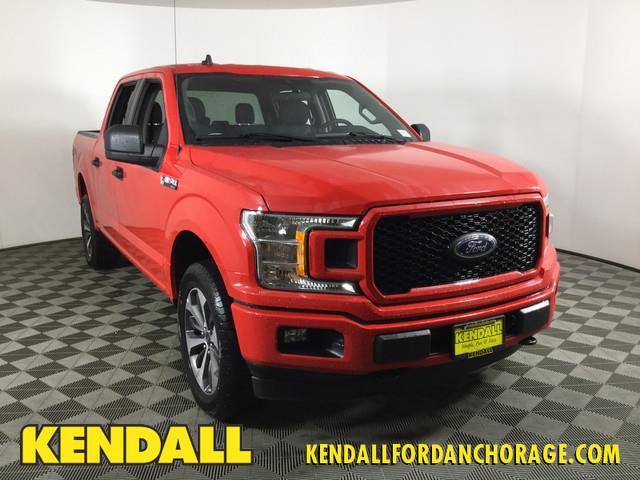2020 Ford F-150 SuperCrew Cab 4x4, Pickup #JF16727 - photo 1