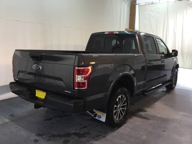 2020 Ford F-150 SuperCrew Cab 4x4, Pickup #JF16856 - photo 1