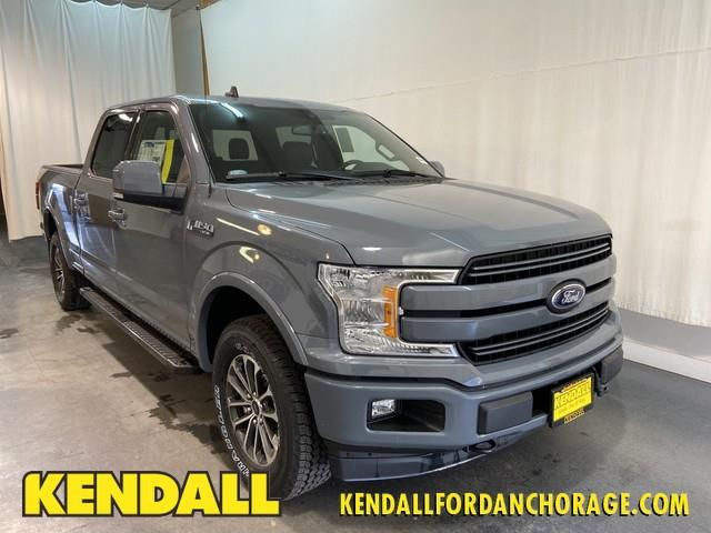 2020 Ford F-150 SuperCrew Cab 4x4, Pickup #JF16859 - photo 1