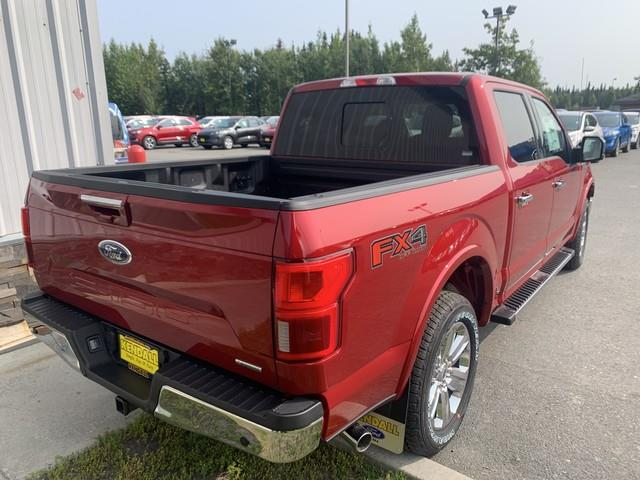 2020 Ford F-150 SuperCrew Cab 4x4, Pickup #JF16868 - photo 2