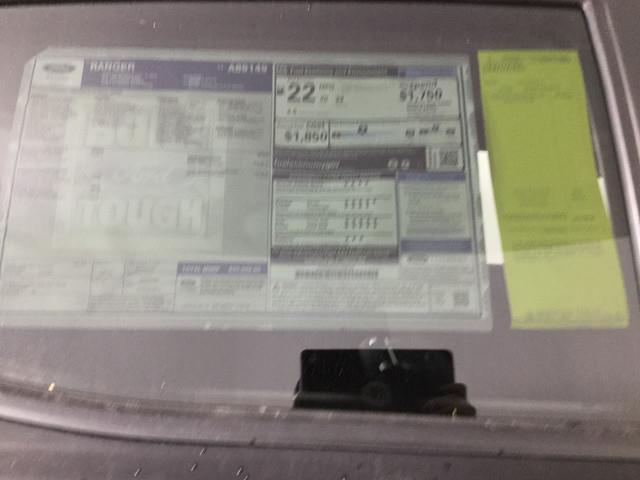 2020 Ford Ranger SuperCrew Cab 4x4, Pickup #JF17075 - photo 22