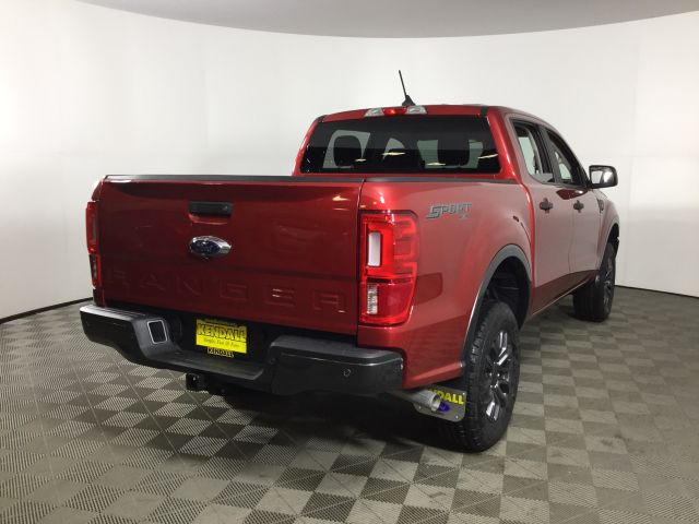 2020 Ford Ranger SuperCrew Cab 4x4, Pickup #JF17102 - photo 1