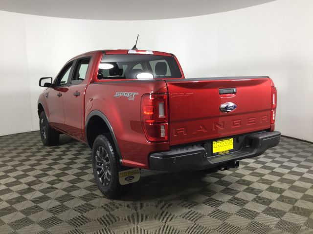 2020 Ford Ranger SuperCrew Cab 4x4, Pickup #JF17102 - photo 9