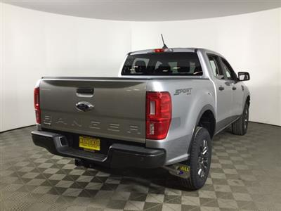 2020 Ford Ranger SuperCrew Cab 4x4, Pickup #JF17153 - photo 2