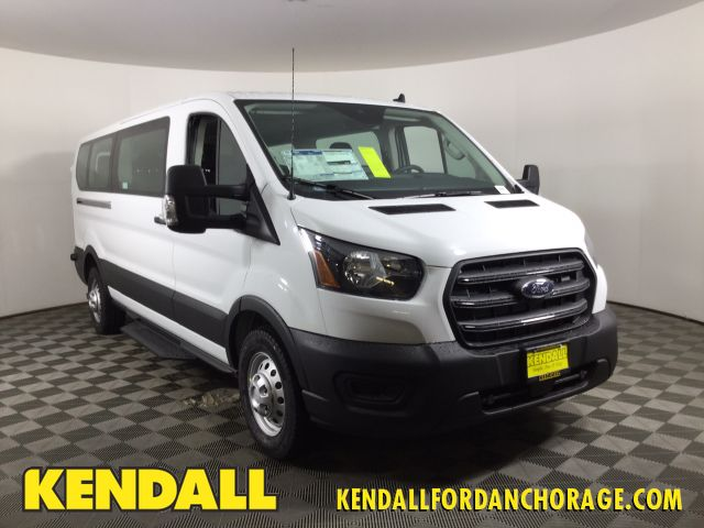 2020 Ford Transit 350 Low Roof AWD, Passenger Wagon #JF17161 - photo 1