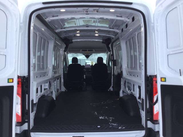 2020 Ford Transit 250 Med Roof AWD, Empty Cargo Van #JF17184 - photo 1