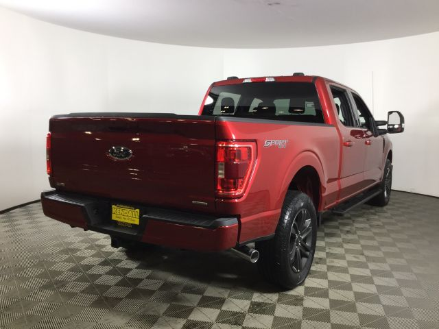 2021 Ford F-150 SuperCrew Cab 4x4, Pickup #JF17206 - photo 2