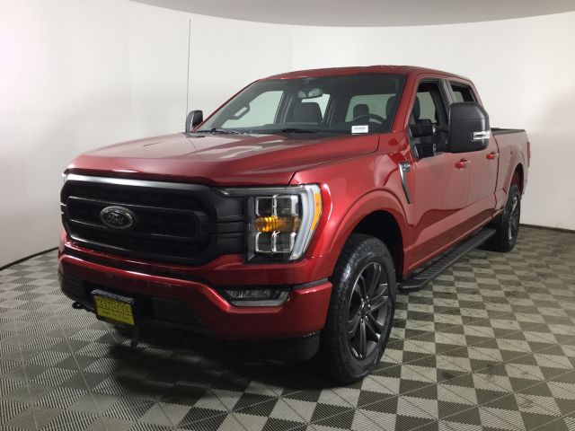 2021 Ford F-150 SuperCrew Cab 4x4, Pickup #JF17206 - photo 4