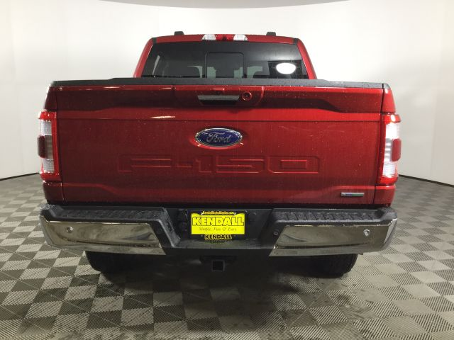 2021 Ford F-150 SuperCrew Cab 4x4, Pickup #JF17207 - photo 2