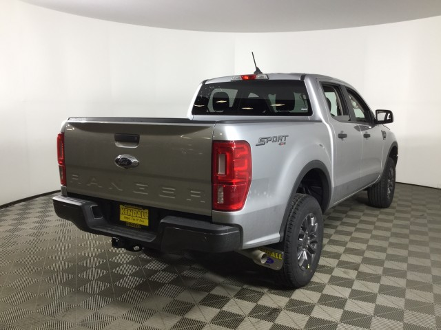 2021 Ford Ranger SuperCrew Cab 4x4, Pickup #JF17288 - photo 1