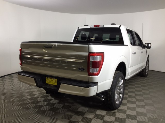 2021 Ford F-150 SuperCrew Cab 4x4, Pickup #JF17299 - photo 1