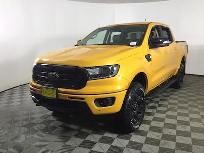 2021 Ford Ranger SuperCrew Cab 4x4, Pickup #JF17391 - photo 4