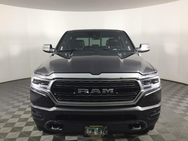 2019 Ram 1500 Crew Cab 4x4, Pickup #JF17562A - photo 3