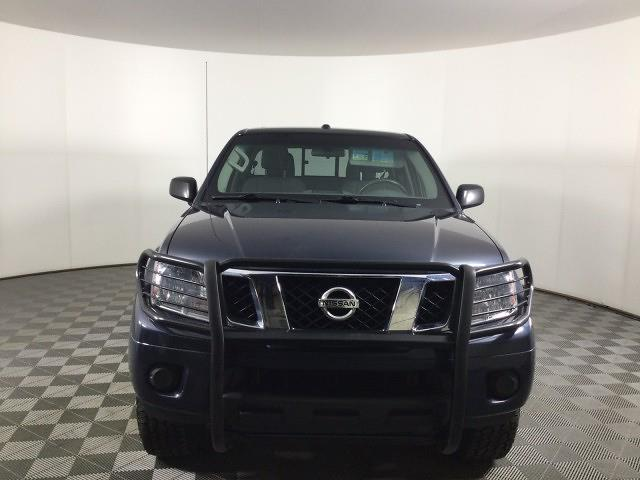 2017 Nissan Frontier Crew Cab 4x4, Pickup #JF17964A - photo 3