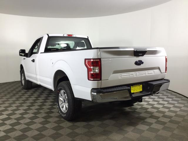 2019 Ford F-150 Regular Cab 4x4, Pickup #JK3359 - photo 1