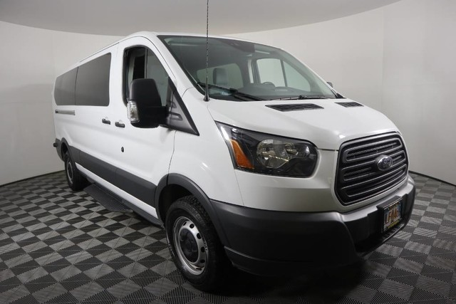 2017 Transit 350 Low Roof 4x2, Passenger Wagon #JR3006 - photo 1