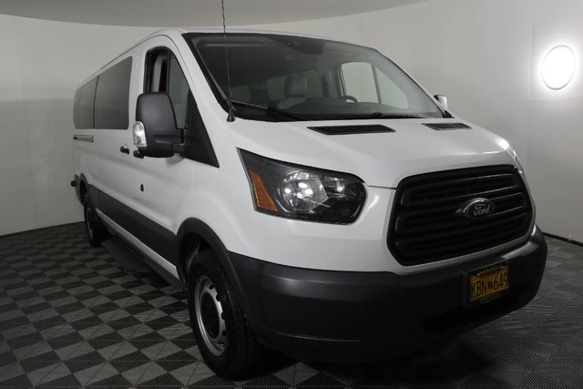 2017 Transit 350 Low Roof 4x2, Passenger Wagon #JR3075 - photo 1