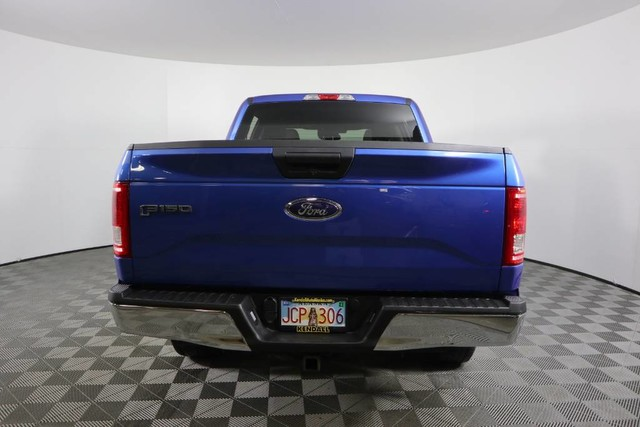 2015 F-150 SuperCrew Cab 4x4, Pickup #JR3098A - photo 12