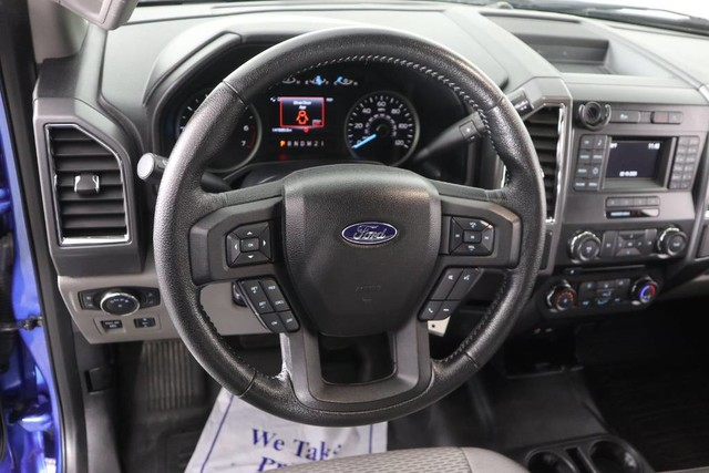 2015 F-150 SuperCrew Cab 4x4, Pickup #JR3098A - photo 20