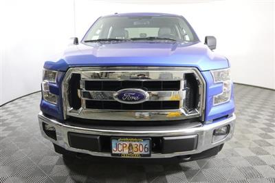 2015 F-150 SuperCrew Cab 4x4, Pickup #JR3098A - photo 4