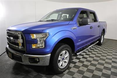 2015 F-150 SuperCrew Cab 4x4, Pickup #JR3098A - photo 1