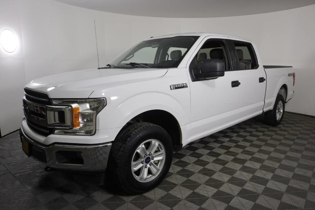 2018 Ford F-150 SuperCrew Cab 4x4, Pickup #JR3148 - photo 1