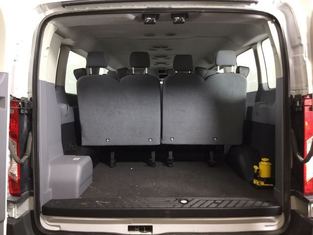 2017 Ford Transit 350 Low Roof 4x2, Passenger Wagon #JR3473 - photo 12