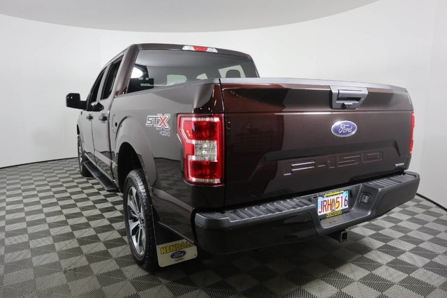 2019 F-150 SuperCrew Cab 4x4, Pickup #JRRF1020 - photo 1