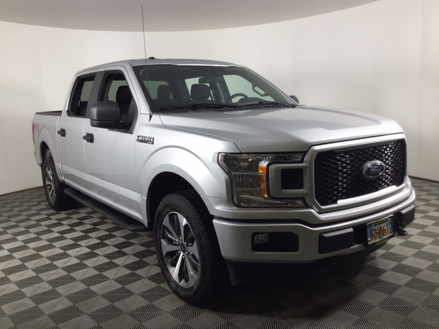2019 F-150 SuperCrew Cab 4x4, Pickup #JRRF1035 - photo 3