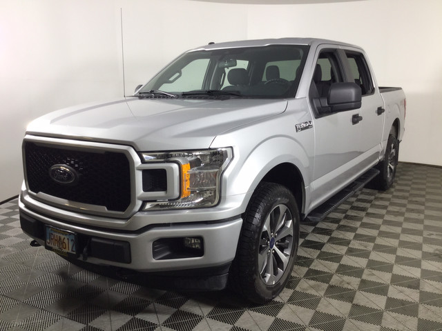 2019 F-150 SuperCrew Cab 4x4, Pickup #JRRF1035 - photo 1