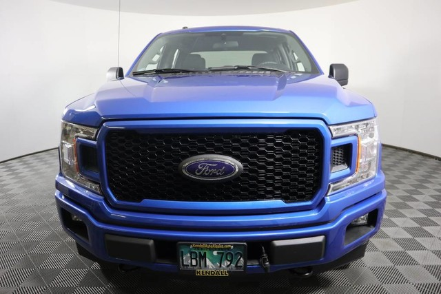 2019 F-150 SuperCrew Cab 4x4, Pickup #JT1007 - photo 4