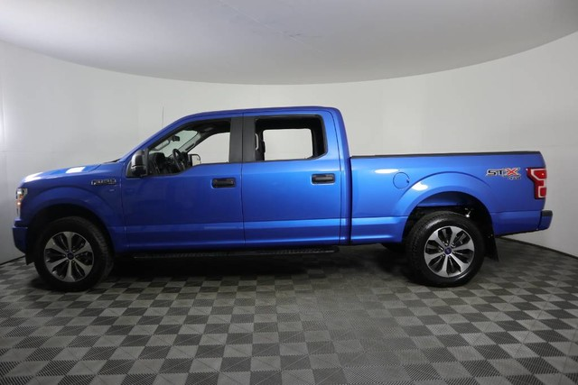 2019 F-150 SuperCrew Cab 4x4, Pickup #JT1007 - photo 5
